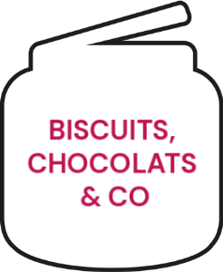 bocal biscuits
